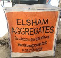 Elsham Aggregates Waste Bag